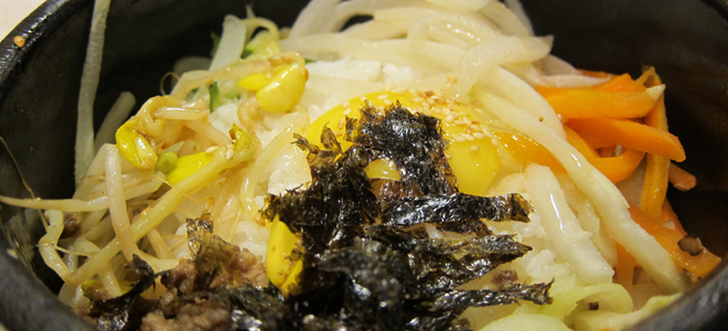 Jang Gun: Crappy Korean Food Along Libis