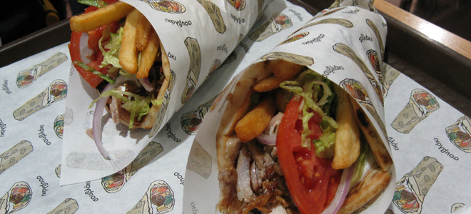 Trippin' in Greece Part 4: Gyros