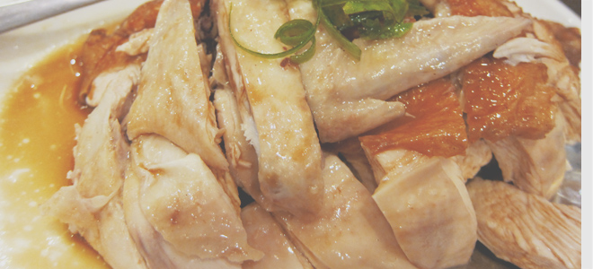 Wee Nam Kee: The Best Chicken Rice in Manila